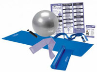 7 Piece Advanced Yoga & Pilates Set
