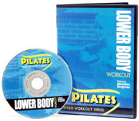 Pilates Lower Body Workout DVD