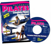 Complete Pilates Mat Workout DVD