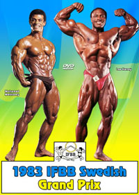 1983 IFBB Swedish Bodybuilding Grand Prix