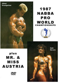 1987 NABBA Professional World Championships