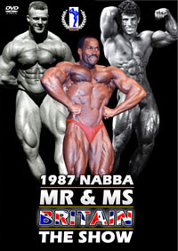 1987 NABBA Mr and Ms Britain: The Show