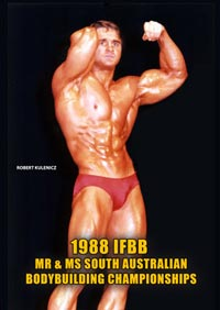 1988 IFBB Mr and Ms SA Bodybuilding Championships