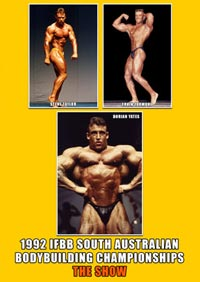 1992 IFBB SA Bodybuilding Championships - Guest Poser Dorian Yates
