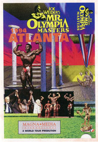 1994 IFBB Masters Olympia