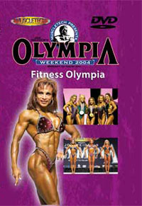 2004 IFBB Fitness Olympia [PCB-1091DVD]