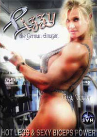 Lizzy Taylor The German Amazon