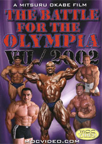 The Battle for the Olympia 2002 2 DVD Set