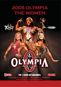 2005 IFBB Fitness, Figure and Ms Olympia
