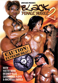 Black Female Muscle 2