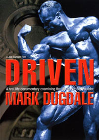 "Mark Dugdale ""DRIVEN\"" [PCB-1139DVD]"