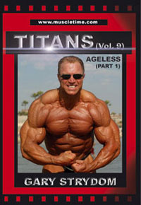 Muscletime Titans Vol. 9 - Gary Strydom - Ageless