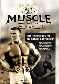 John Hansen's Real Muscle - Training DVD