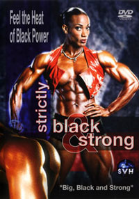 STRICTLY BLACK & STRONG DVD