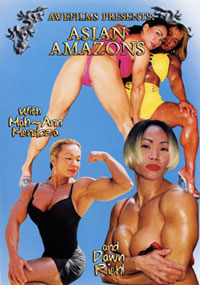 Asian Amazons DVD