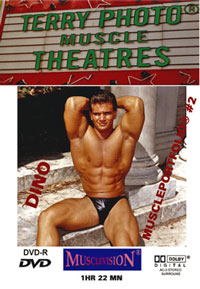 Muscle portfolio #2 Dino Baker On A Californian Vacation