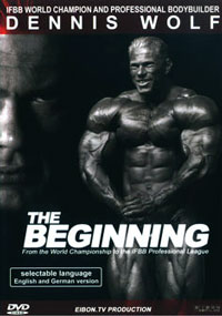 Dennis Wolf - The Beginning [PCB-1213DVD]