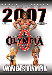 2007 Fitness, Figure and Ms. Olympia Set [PCB-1243DVD]