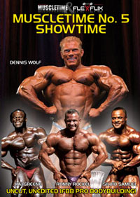 MUSCLETIME No. 5 - SHOWTIME!