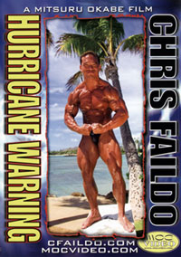 Chris Faildo / Hurricane Warning 2 Disc Set