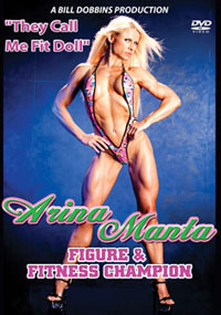 Arina Manta - They Call me Fit Doll
