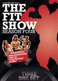 THE FIT SHOW - Season Four: 3 Disc Set