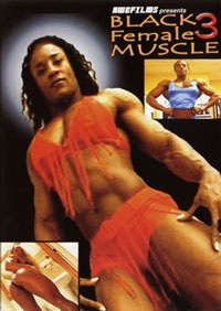 Black Female Muscle #3