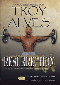 TROY ALVES RESURRECTION