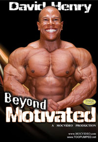 David Henry Beyond Motivated 2 DVD Set