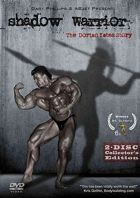 Shadow Warrior: The Dorian Yates Story - 2 DVD Set [PCB-1357DVD]