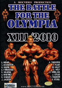 The Battle For The Olympia 2010 - 3 Disc Set