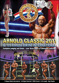 2011 Arnold Classic [PCB-1366DVD]
