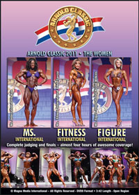 2011 Arnold Classic - The Women