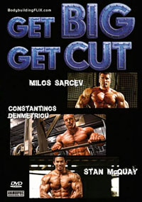 Get Big Get Cut - with Milos, Con & Stan