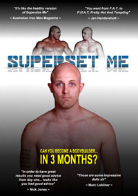 Superset Me - Can you become a bodybuilder in 3 months [PCB-1396DVD]