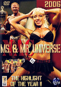 2006 NAC Mr and Ms Universe: The Show