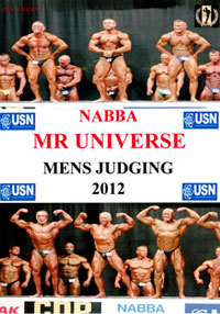 2012 NABBA Universe - Men's Judging