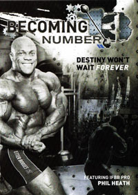 IFBB Mr Olympia - Phil Heath: Becoming Number 13