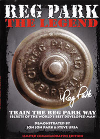 REG PARK: THE LEGEND - Train the Reg Park Way