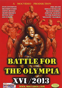2013 Battle For The Olympia