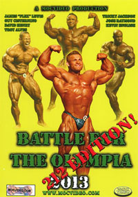 Battle For The Olympia 2013 - 212 Edition