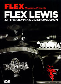 IFBB Pro Bodybuilder - Flex Lewis: At the Olympia 212 Showdown [PCB-1443DVD]