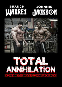 Total Annihilation - Only the Strong Survive