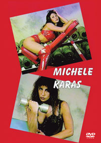 Michele Karas - Workout, Pumping & Posing