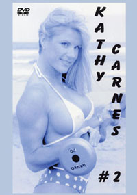 Kathy Carnes # 2 - Workout, Pumping & Posing