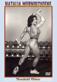 Natalia Murnikoviene - Workout, Pumping & Posing