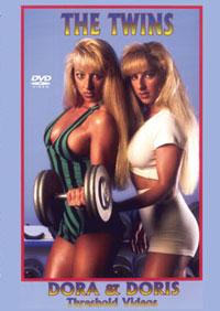 The Twins Dora & Doris - Workout, Pumping & Posing