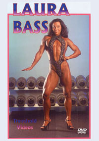 Laura Bass - Workout, Pumping & Posing