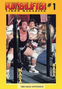 Powerlifter Video Magazine Issue # 1