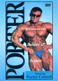 Porter Cottrell - Conceive, Believe & Achieve [PCB-4151DVD]